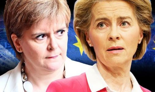 Nicola Sturgeon's EU dream crushed by top economist: 'Difficult for independent Scotland'