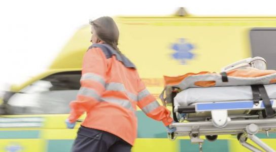 Suspected drugged up patient injures three paramedics in attacks in Newtownards