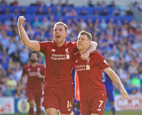 """""""Another big win"""", """"I love this Liverpool side"""" - Liverpool fans react to 2-0 win at Cardiff"""
