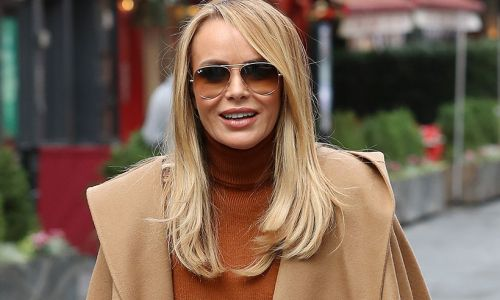 Amanda Holden's new trousers are so flattering - and her Instagram fans agree