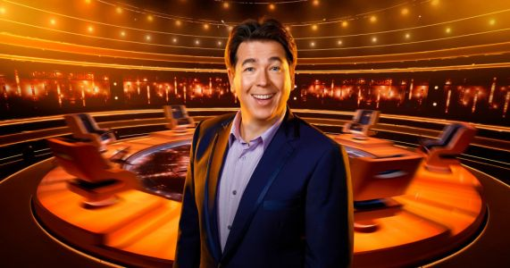 Michael McIntyre 'thrilled' as The Wheel is recommissioned for second series