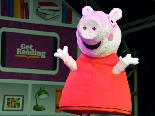 Peppa Pig owner sold for over £3bn