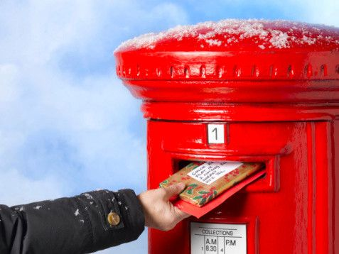 Do Parcelforce and Royal Mail deliver on Christmas eve?