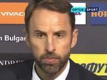 Bulgarian journalist accuses Gareth Southgate of 'exaggerating' racism during 'so friendly' England game