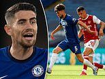 Chelsea midfielder Jorginho breaks silence over summer interest from Arsenal