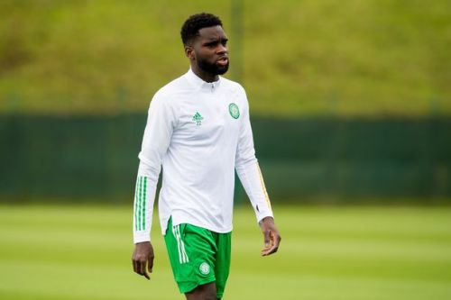 Celtic selling Odsonne Edouard would put 10 In A Row bid at risk - Chris Sutton