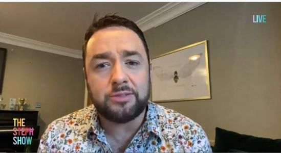 Jason Manford 'broke down in tears' over coronavirus fears as tour cancelled