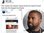 'These souls deserve to live!' Kanye posts and deletes pro-life Twitter post