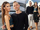 Elizabeth Sobinoff at party ahead of return to Married At First Sight