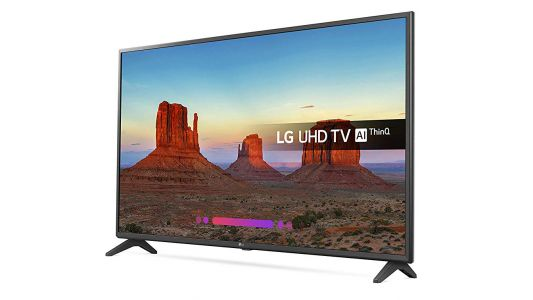 TV deal: Save 34% on LG 49-inch 4K HDR TV