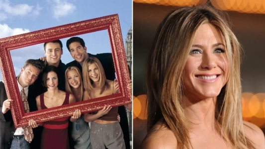 Jennifer Aniston optimistic about delay to 'exciting and fun' Friends reunion: 'You're stuck with us'