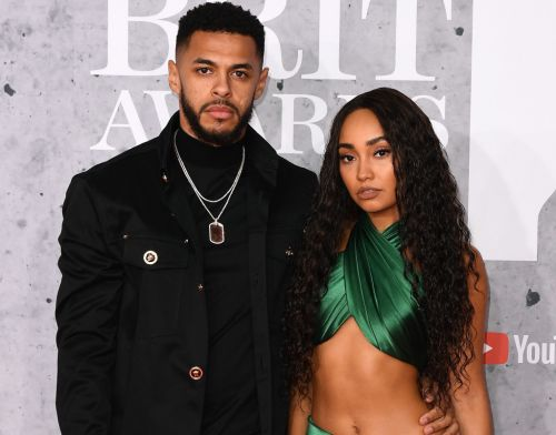 Little Mix's Leigh-Anne Pinnock and boyfriend Andre Gray celebrate four-year anniversary