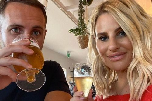 Danielle Armstrong hits back after troll accuses her of drink driving