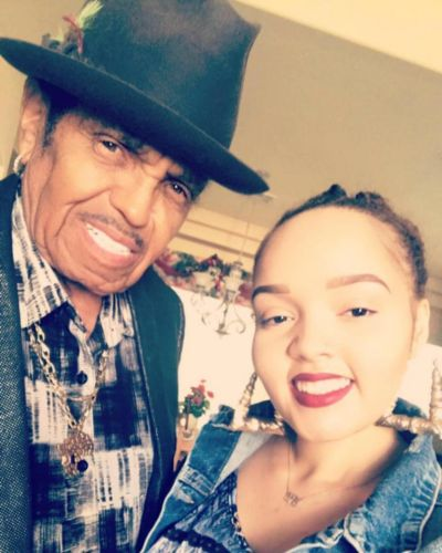 Joe Jackson's granddaughter claims she was stabbed by woman seven times and called racial slurs in hate crime