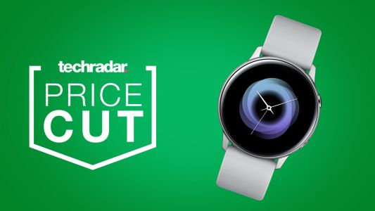 Fitness tracker deals: Samsung Galaxy Watch Active on sale this week