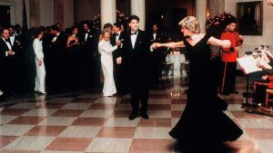 Princess Diana's iconic Travolta dress will go on show for the first time