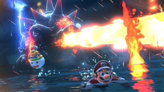 Super Mario 3D World + Bowser's Fury hands-on preview - something old, something new