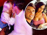 Jack Fincham pictured kissing student, 17, weeks before going official with new girlfriend