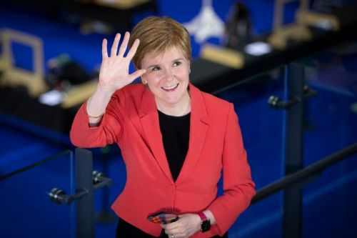 The political landscape in the UK is changing but Scotland remains divided