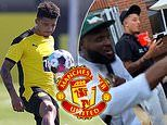 Borussia Dortmund 'expect £108m star Jadon Sancho to travel with squad to Switzerland on Monday'