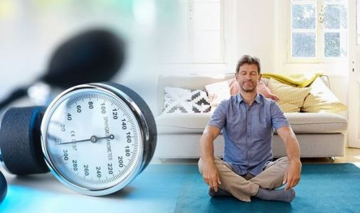 High blood pressure: The simple exercise you can do at home to lower your reading