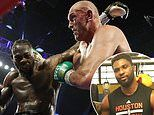 Deontay Wilder is STILL preparing for trilogy fight with Tyson Fury, reveals training partner