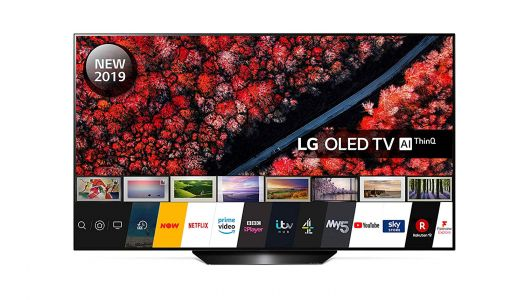 Save £700 on 55-inch LG B9 OLED TV in Black Friday sales