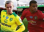 Norwich City vs Manchester United - FA Cup live score, lineups and updates