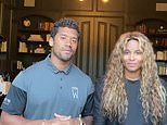 Russell Wilson and Ciara continue charitable efforts to keep people fed amid coronavirus pandemic