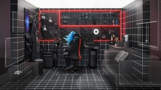 US Gamers Can Buy Asus ROG Furniture From Ikea Next Month