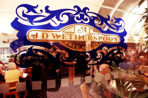 Wetherspoons launches cheaper menu with £1.29 pints ahead of new VAT cut
