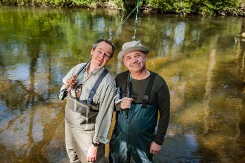 Mortimer & Whitehouse: Gone Fishing renewed for a fourth series