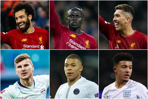 Liverpool transfer talk and appreciating the Reds' world-class attacking trio