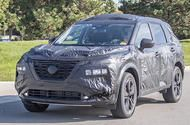 New Nissan Rogue hints at styling of next X-Trail