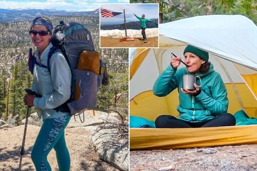 Brit woman's incredible 2,653 mile walk across US as she tackled bears and wolves