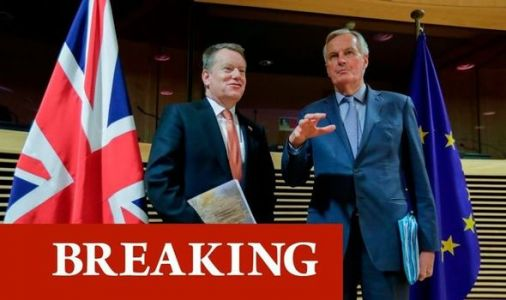 Brexit talks BACK ON: UK gives stubborn EU one more chance - crunch phone call today