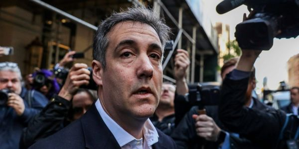 Michael Cohen teases details about Trump and 'golden showers in a sex club' in upcoming book
