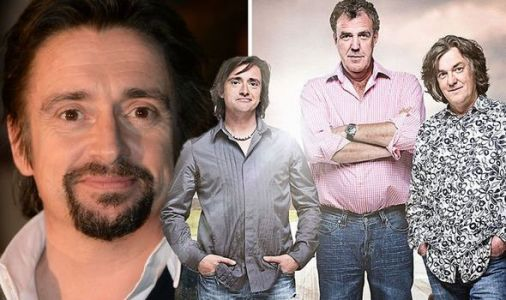Richard Hammond admits his favourite moment with Clarkson and May was on Top Gear