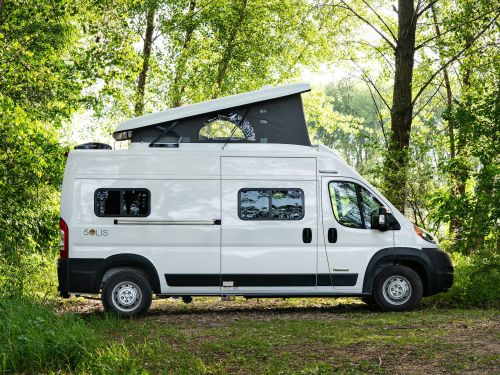 RV makers are rushing to cater to the new 'work from anywhere' crowd as the pandemic continues to force people to rethink their lives