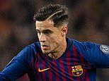 Chelsea 'want Barcelona star Philippe Coutinho to replace Eden Hazard'