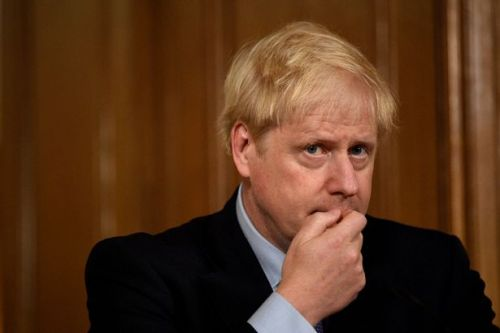 Boris Johnson to address nation today after second lockdown plans leak