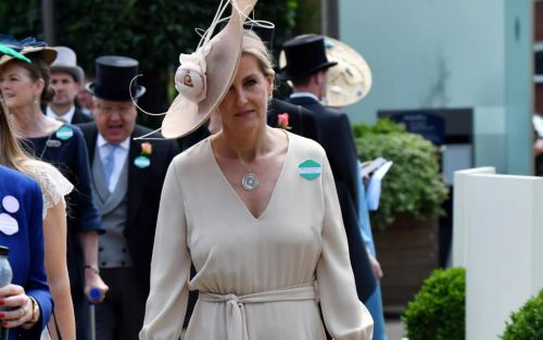 Sophie, Countess of Wessex says rape as weapon in wars should be taught in schools