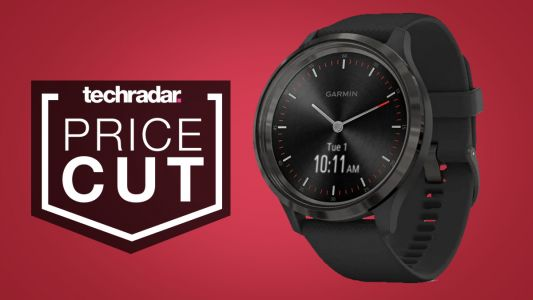 Garmin Black Friday deal: save £70 off the stylish Vivomove 3 at Amazon right now