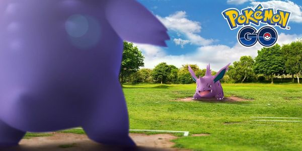 Here's how battling other players in Pokémon Go will work