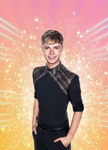 HRVY Was 'Told Off' By Strictly Bosses After Being Caught On Camera 'Failing To Social Distance'