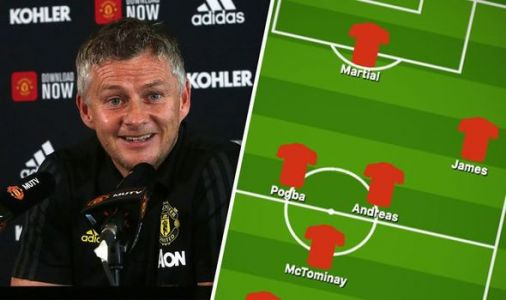 Man Utd team news: Predicted 4-3-3 line up to face Crystal Palace - stars to be dropped?