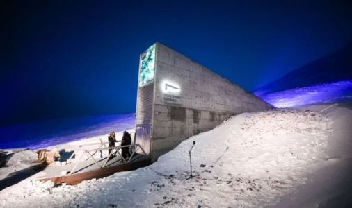 Apocalypse alert: 'Doomsday vault' adds 60,000 extra food seeds over climate change fears