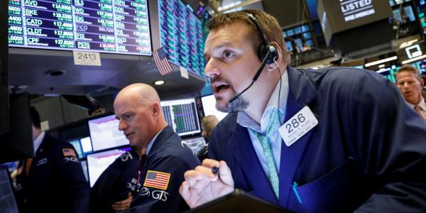 The Dow surges 780 points on COVID-19 recovery efforts as oil prices spike