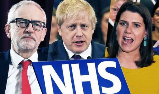 'A socialist country can't support it!' More trust Boris than Corbyn with the NHS - poll