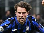 Atalanta 4-1 Valencia: Hans Hateboer scores twice in Champions League last-16 first leg